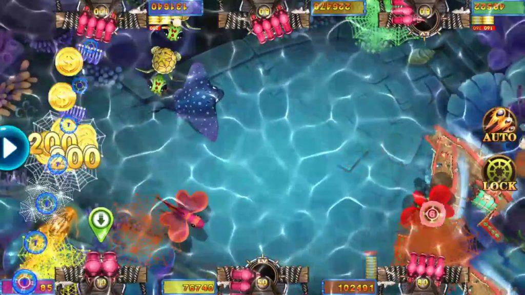 Game Tembak Ikan